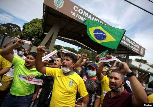 Болсонару против коронавируса: как Бразилия стала новым эпицентром пандемии