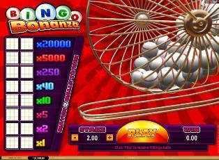 Виртуальная лотерея с реальными выигрышами: обзор игры Bingo Bonanza от Вул ...