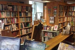 В Шотландии туристам предлагают в аренду книжный магазин