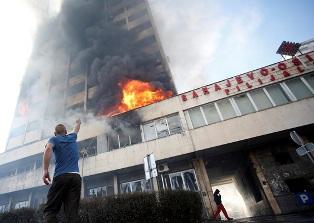 Конфликт в Боснии и Герцеговине: ЕС не исключает введение войск