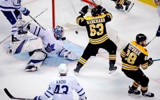 NHL: Бостон обыграл Торонто, определились все четвертьфиналисты Кубка Стэнл ...