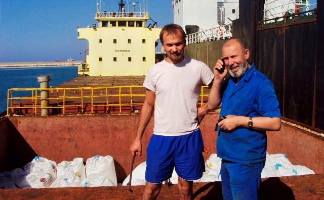 Капитан перевозившего селитру в Бейрут судна: для взрыва нужно было внешнее воздействие