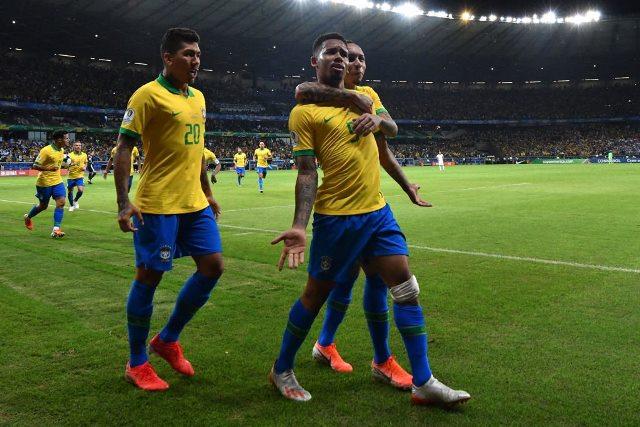 Copa America: Бразилия обыграла Аргентину и вышла в финал