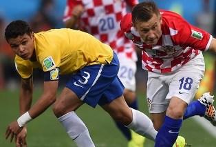 Бразилия открывает Чемпионат мира непростой победой над Хорватией