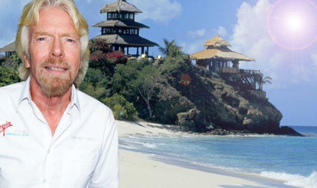 Ричард Брэнсон собирается заложить дом на Карибах ради спасения бизнеса