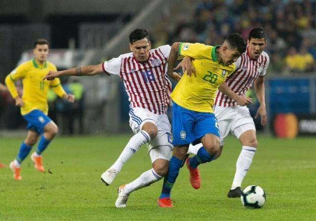 Copa America: Бразилия в серии пенальти обыграла Парагвай