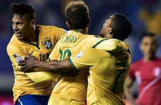 Copa America-2015: минимальные победы Бразилии и Венесуэлы