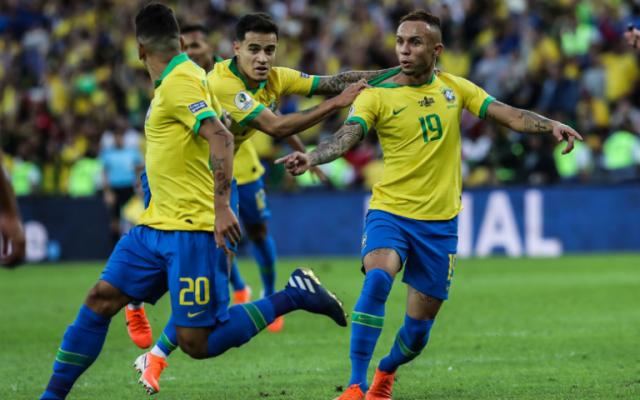 Copa America: Бразилия в невероятном матче обыграла Перу в финале