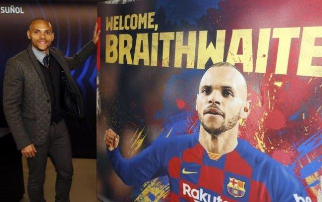 Дело Брэтуэйта: Барселона продолжает грязную игру на трансферном рынке