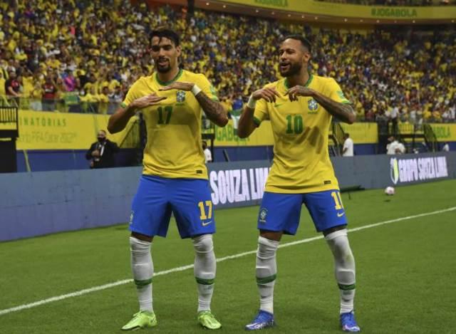 ЧМ-2022: Бразилия разгромила Уругвай, минимальная победа Аргентины