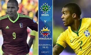 Copa America-2015: кто еще сыграет в четвертьфинале? Ставки букмейкеров