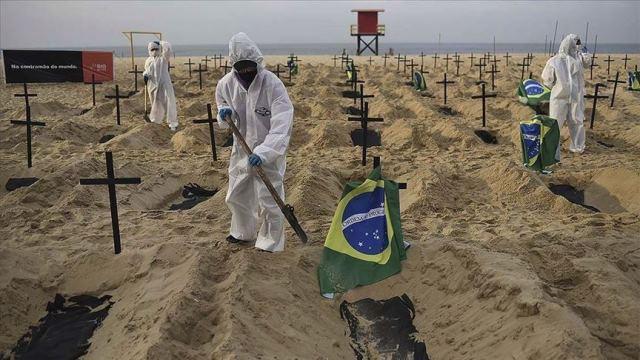 Повторные заражения COVID: чем опасен бразильский штамм