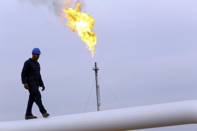 Падение цен нефти Brent остановилось на отметке $58,62