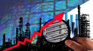 Цена нефти Brent приближается к отметке 74,9$
