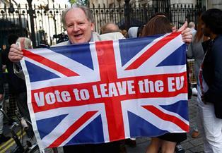 Brexit может сделать Великобританию слабейшей экономикой G20