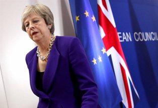 Провал Терезы Мэй: что будет с Brexit?