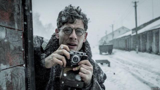 В Берлине презентовали фильм о британском свидетеле Голодомора