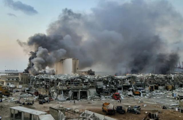 Годовщина взрыва в Бейруте: российский след и расследование ФБР