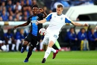 Лига Чемпионов: Динамо минимально уступает в Брюгге, Аякс спасается в Греци ...