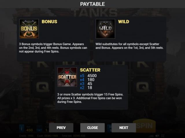 Любителям танков: обзор игры Battle Tanks от Play Fortuna