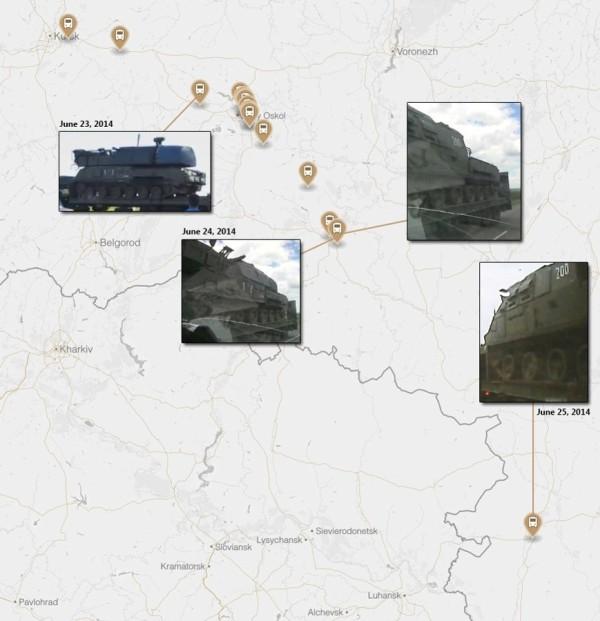 Итоги расследования Bellingcat: MH17 был сбит из российской установки Бук