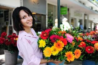 Букеты цветов — незабываемый сюрприз
