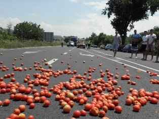 Российский бойкот: овощная диета для ЕС