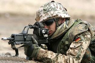Большинство жителей Германии выступают против защиты Польши и Прибалтики в  ...