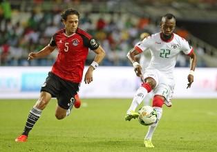 КАН-2017: сборная Египта становится первым  финалистом