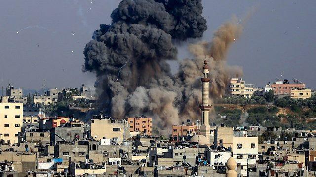 Премьер Израиля и руководство ХАМАС: кому выгодно новое обострение на Ближнем Востоке