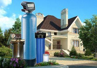Обустройство частного дома: как организовать систему очистки воды?