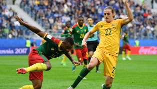 Кубок Конфедераций: Камерун упускает победу над Австралией
