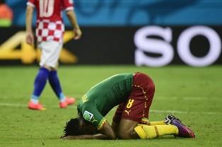 Камерун - Хорватия
