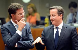 Великобритания и Нидерланды требуют от ЕС пересмотра отношений с Россией