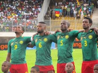 Чемпионат мира: Камерун выходит в плей-офф