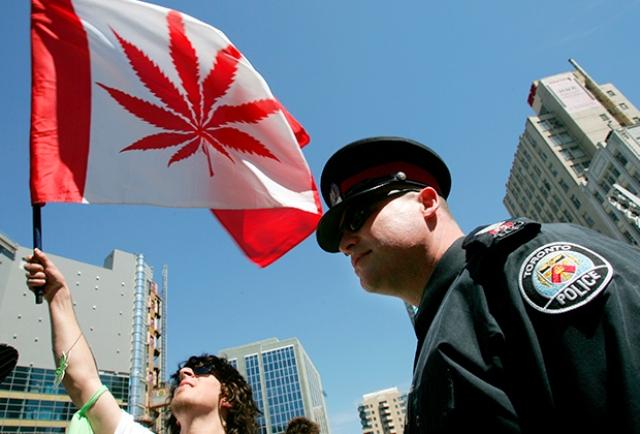 В Канаде наблюдается дефицит марихуаны после ее легализации