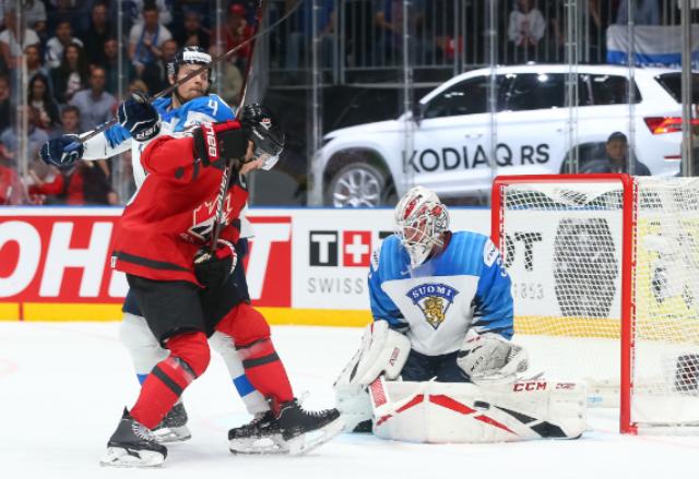 ЧМ по хоккею: Финляндия засушила Канаду в финальном матче