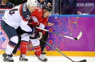 Сочи-2014: Канада и Швеция встретятся в финале спустя 20 лет