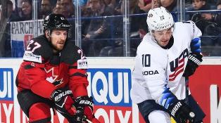 ЧМ по хоккею: Канада и Россия занимают первые места в своих группах