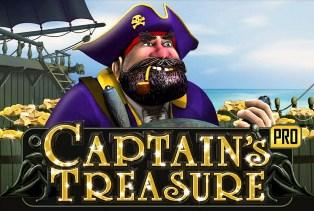 Приключения корсаров: обзор игры Captain's Treasure