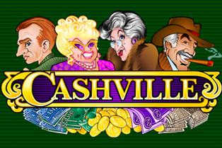 Респектабельный уик-энд: обзор игры Cashville от клуба Вулкан
