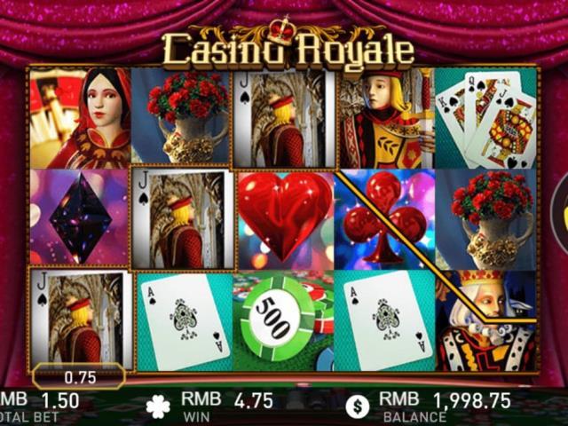 Лучший игорный дом мира: обзор игры Casino Royale