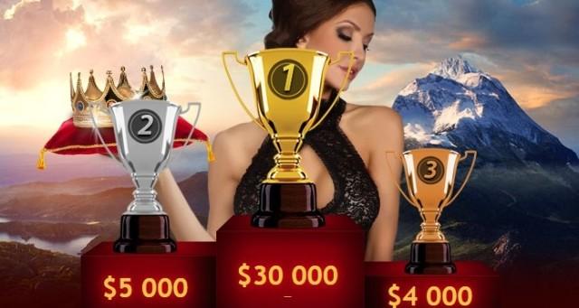 Турниры в онлайн-казино