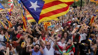 В Испании расследуют вмешательство РФ в конфликт вокруг Каталонии