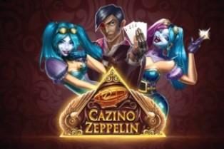 Казино с колоритом: обзор игры Cazino Zeppelin от Azino 777