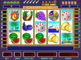 Бонусы и приятная атмосфера: обзор игрового автомата «Шампанское»