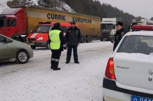 Под Челябинском обнаружили автомобиль с трупом водителя