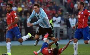 Чили - Аргентина