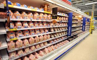 Голландские фермеры обеспокоены наплывом украинской курятины
