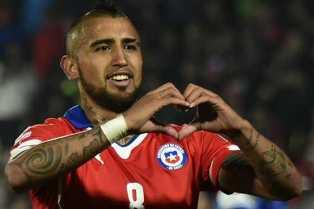 Copa America-2015: Чили в матче открытия победил Эквадор